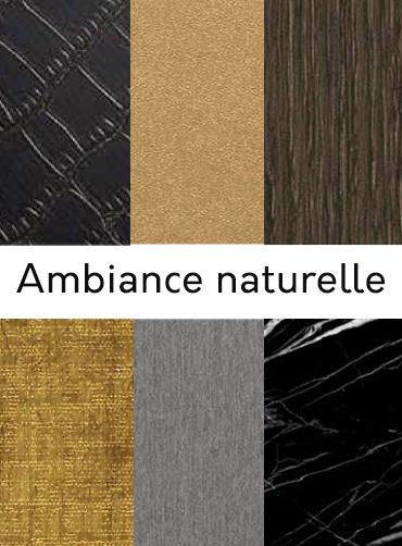 film décoration avec textures naturelles